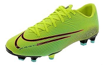 Nike Vapor 13 Academy MDS FG/MG Mens Football Boots CJ1292 Soccer Cleats  UK 7 US 8 EU 41 Lemon Venom Black Green 703