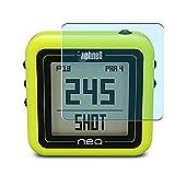 Vaxson 3 Unidades Protector de Pantalla Anti Luz Azul, compatible con Bushnell Neo Ghost Golf GPS [No Vidrio Templado Carcasa Case ] Película Protectora Film Guard
