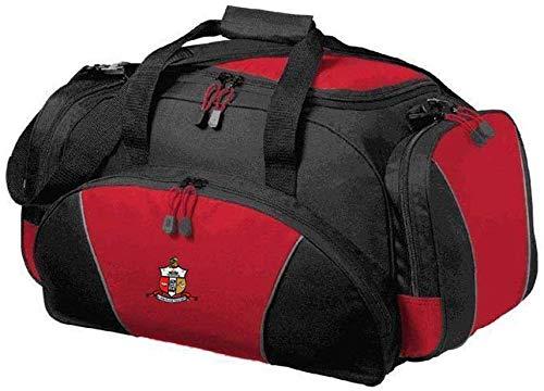 Kappa Alpha Psi Metro Duffel Bag Red/Black