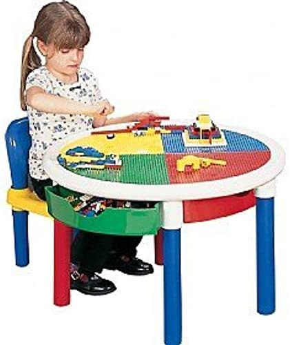 promocionales de incentivo Liberty Liberty Liberty House Toys Round 4-Drawer Activity Table by Liberty House Toys  Más asequible