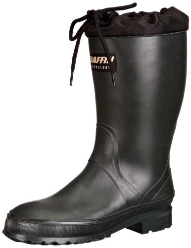 Baffin womens Storm Canadian Made Industrial Rubber boots, 482 - Forest Green, 9 US