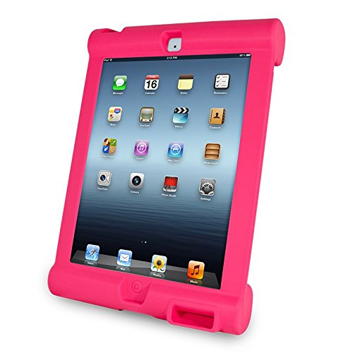 iHome | Play Grip - Lifestyle Case for iPad Mini - Pink (See More Colors)