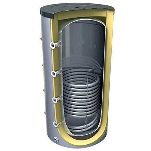 Pufferspeicher 400 500 800 1000 1500 2000 Liter mit 1 Wärmetauscher für Heizungssysteme