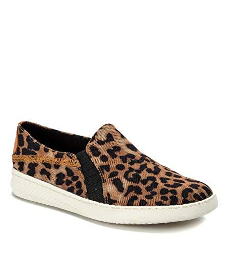 BareTraps Yadier Women's Flats & Oxfords Auburn Leopard Size 7.5 M (BT27391)
