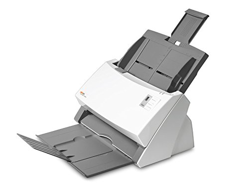 PLUSTEK SmartOffice PS406U A4 Duplex ADF Dokumentenscanner 40ppm 600x600dpi Ultraschall Twain USB