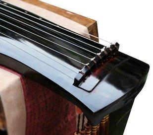 Anfänger Level Paulownia Holz Guqin Zither Chinesisch 7 Streichinstrument Fu Xi Style