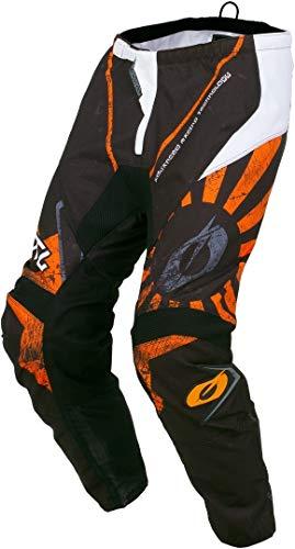 Oneal ELEMENT PANTS Equipación para Montar En Bicicleta y Motocross, 30, Naranja