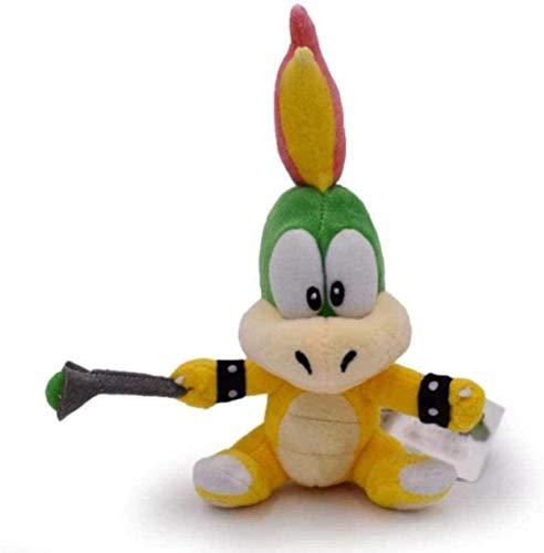 Siamrose Super Mario Bros. Cuba Juguetes de peluche para decoración de habitación juguetes para niños y niñas LTLNB