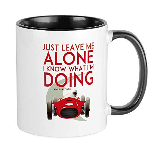 N\A Taza de café única de Las Tazas de la Cita de la fórmula 1, Taza de café