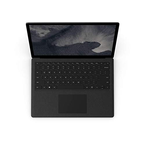 Microsoft Surface Laptop 2, 13.5' tactile (Core i5, RAM 8 Go, SSD 256 Go, Windows 10) - Noir
