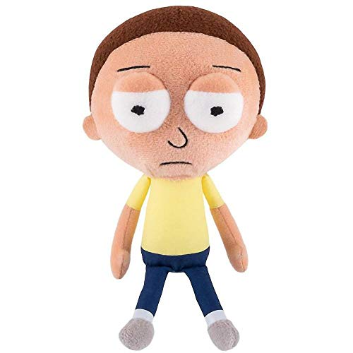 Rick and Morty Mad Morty Galactic Plushies Juguete De
