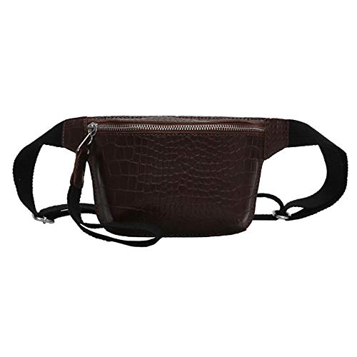 JiDan Frauen Umhängetaschen Luxus Leder Handtaschen Frauen Krokodilleder Multicolor Brusttasche Handtasche