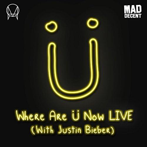 Jack Ü, Skrillex & Diplo feat. Justin Bieber