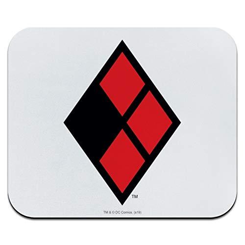 Harley Quinn Logo Low Profile Thin MousePad