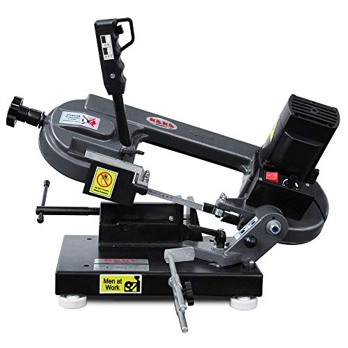 Kaka BS-85 Metal-Cutting Benchtop Bandsaw