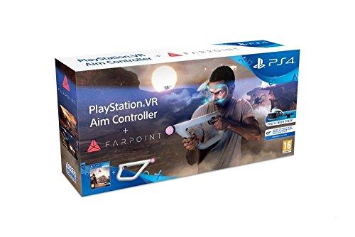 Farpoint PS VR + Accessorio di Tiro - PlayStation 4