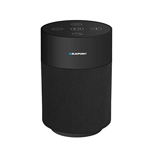 Blaupunkt BLP3830 Tragbarer Bluetooth Lautsprecher mit LED Licht, Touchscreen, Micro SD, AUX, 5 W