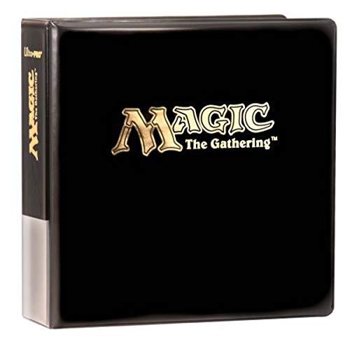 Ultra Pro 3' Magic Black Album