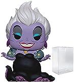 Disney Princess: La Sirenita - Ursula con anguilas Funko Pop! Figura de vinilo (incluye funda protec...