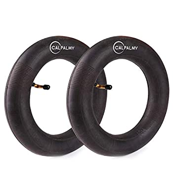 2-Pack  10x2 Replacement Inner Tubes 10   x 1.95/2.125   Compatible with Bike Schwinn Trike Roadster/Tricycle/BoB Revolution Motion - Made from BPA/Latex Free Premium Quality Butyl Rubber