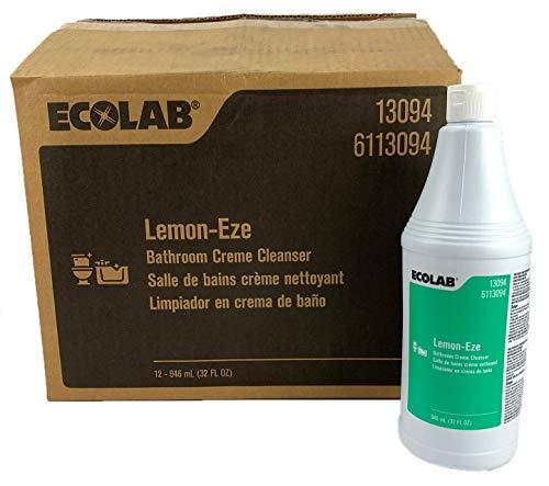 Ecolab 13094 Lemon-Eze - 32 oz.