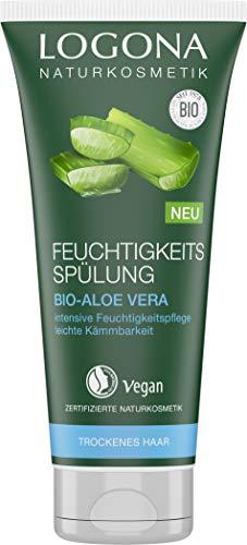 Logona Acondicionador Hidratante Orgánico Aloe Vera