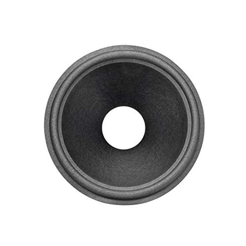Why Choose uxcell 10 inches Paper Speaker Cone Subwoofer Drum Dot Paper 2.5 inches Coil Diameter wit...