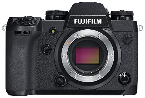 Fujifilm X-H1 Mirrorless Digital Camera (Body...