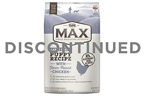 NUTRO MAX Large Breed Puppy Recipe With Farm Raised Chicken Dry Dog...
