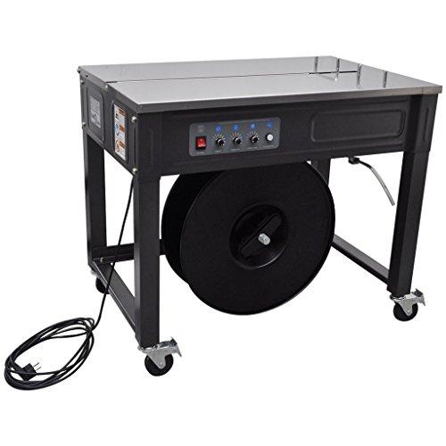 Festnight Flejadora Semiautomática - 220 V / 50 Hz 0.25 kW, 84x54x75 cm