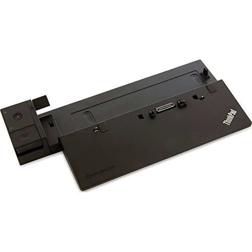 Lenovo ThinkPad USA Ultra Dock mit 90 W 2 Zinken AC-Adapter (40A20090US, Einzelhandelsverpackung)