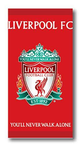 Liverpool FC Strandtuch,Streifen' 70x140cm FC'