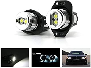 Nelnissa 2pcs Automobile LED Headlight Car Front Light Beam Bulbs Auto Headlight H11//H9//H8
