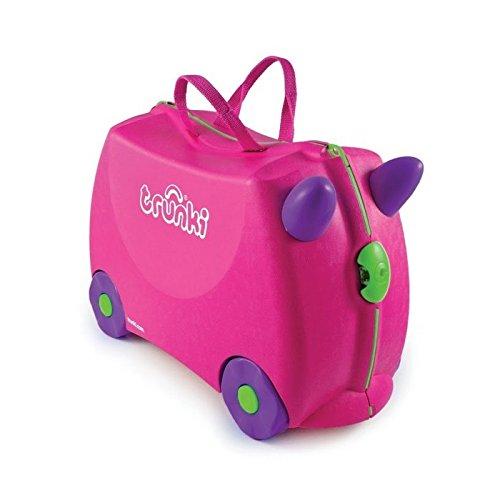 Trunki Valigia cavalcabile Trixie, colore: Rosa