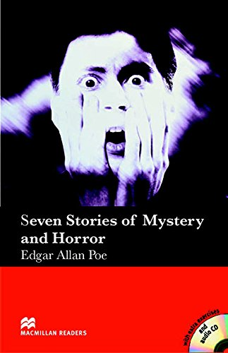 Macmillan Readers Seven Stories of Mystery and Horror Elementary Pack (Macmillan Readers S.)