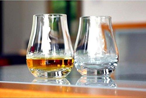 Polydisvins Verres à Whisky : Le Lot de 6 Verres