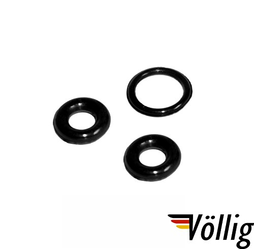 Price comparison product image Rubber Fuel Filter Bowl Drain Valve O-Ring Kits for Ford Powerstroke 7.3 L