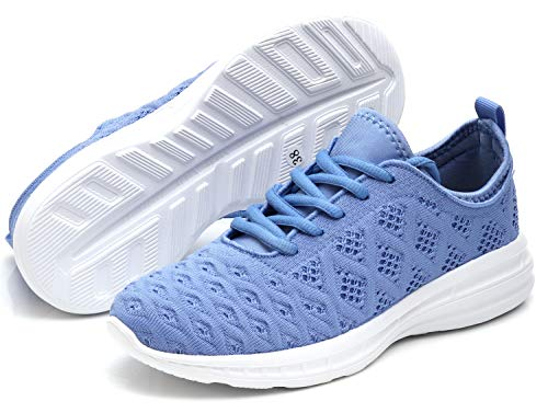JOOMRA Women Gym Shoes Blue Comfy