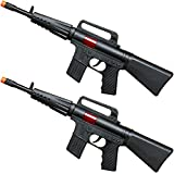 Army Rifle Gun Toy, Set of 2, Pretend Play...