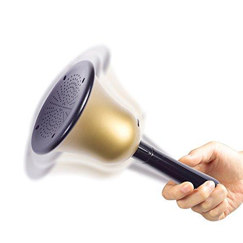 "Learning Resources 1250 No Yell Bell – Schulglocke ""Aufmerksame Klasse"" mit Soundeffekten"