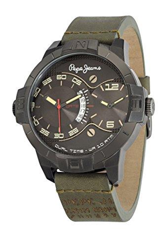 Pepe Jeans Reloj de Cuarzo Marlon Verde 52 mm