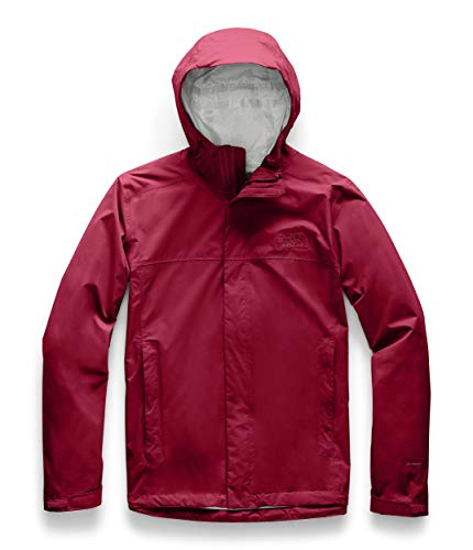 The North Face Men's Venture 2 Jacket, Cardinal Red, Large