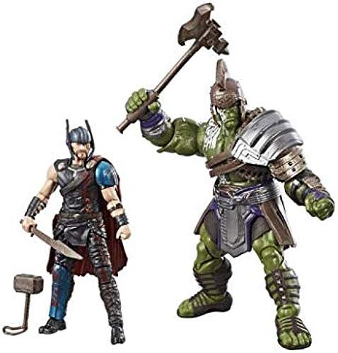 ventas de salida Marvel Legends Legends Legends Thor Movie - Fig 10 cm - Pack de 2- THOR RAGNAROK  60% de descuento