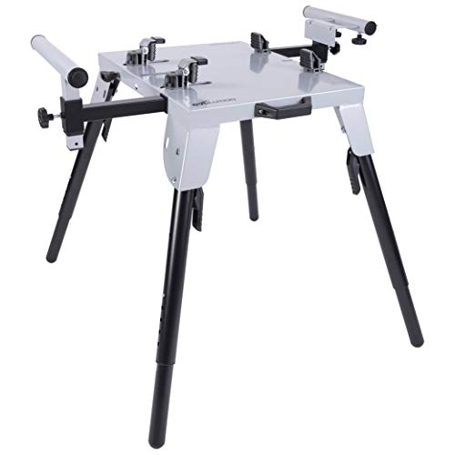 Evolution Power Tools EVOCS2 Universal Adjustable Metal Chop Saw Stand