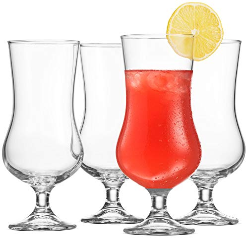 Bormioli Rocco (Set of 4) Hurricane Glasses