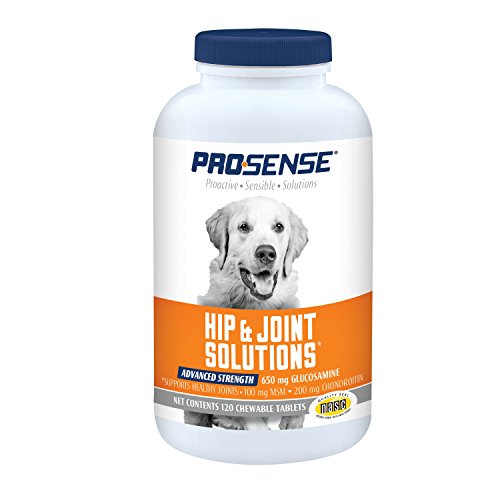 ProSense Glucosamine for Dogs, Advanced Hip and Joint Solutions