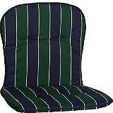 beo MS06 KOS MN Monobloque para sillas apilables Bajas, Aprox. 44 x 80 cm, Grosor Aprox. 2,5 cm