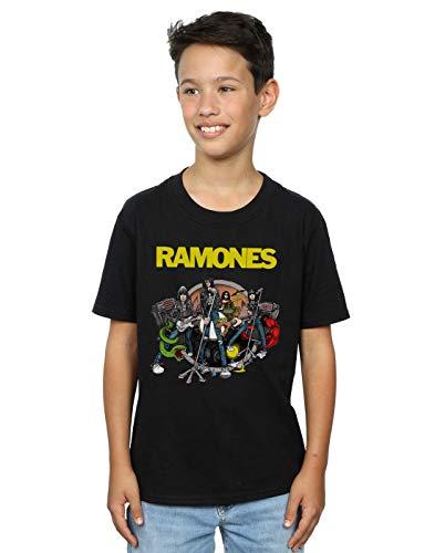 Absolute Cult Ramones Niños Road To Ruin Camiseta