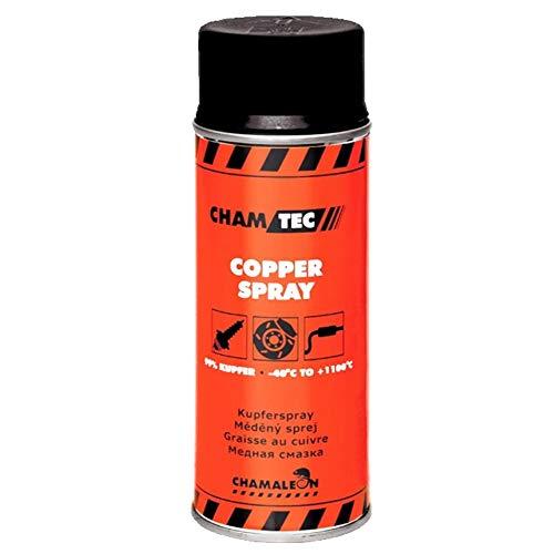 Chamäleon Spray de cobre, 400 ml, grasa de cobre, protección contra la corrosión, lubricante.