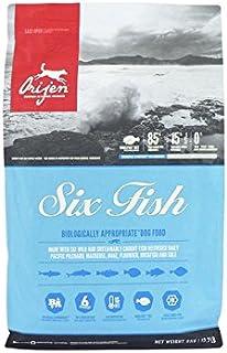 Orijen 6 Fish Comida para Perros - 6000 gr